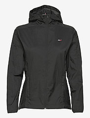 Tommy Sport - PACK PA WINDBREAKER - training jackets - black - 0