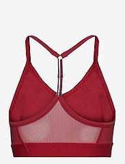 Tommy Sport - LIGHT INTENSITY RACER BRA - sport bras: low - primary red - 1