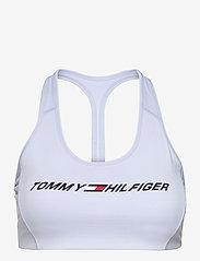 Tommy Sport - LIGHT INTENSITY GRAPHIC BRA - sport bras: low support - sweet blue - 0