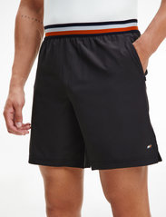 Tommy Sport - ENTRY WOVEN SHORT - training shorts - black - 0