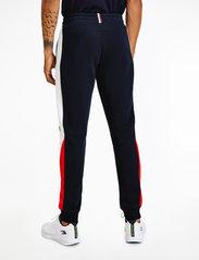 Tommy Sport - BLOCKED SEASONAL PANT - sweatpants - desert sky - 5