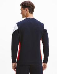 Tommy Sport - BLOCKED SEASONAL CREW - clothing - desert sky - 3