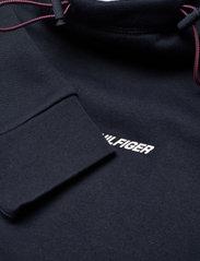 Tommy Sport - BLOCKED SEASONAL HOODY - hoodies - desert sky - 4