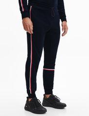Tommy Sport - TAPE SEASONAL PANT - sweatpants - desert sky - 0