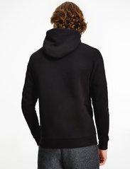 Tommy Sport - LOGO FLEECE HOODY - hoodies - black - 3