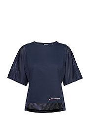 Mesh T-Shirt - SPORT NAVY