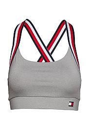 Sports Bra Mid Support - GREY HEATHER