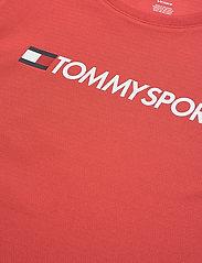Tommy Sport - TEE CHEST LOGO - logo t-shirts - cardinal - 2
