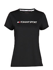 T-shirt Chest Logo - PVH BLACK