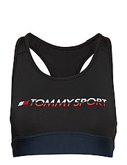 SPORTS BRA MEDIUM TR - PVH BLACK