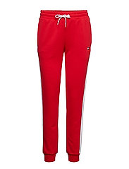 Track Pant with Flag - TRUE RED