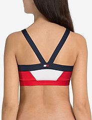 Tommy Sport - Sports Bra Low Impact - sport bras: low - true red - 3
