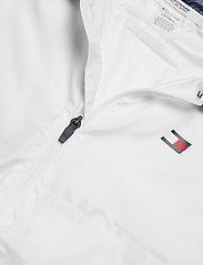 Tommy Sport - BLOCKED WINDBREAKER - sports jackets - pvh white - 3