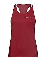 CLASSIC MESH TANK TO - BIKING RED