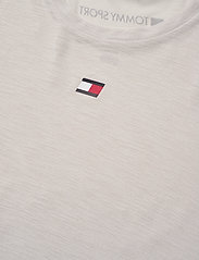 Tommy Sport - PERFORMANCE LBR TOP - t-shirts - light cast - 2