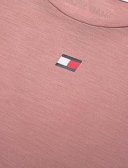 Tommy Sport - PERFORMANCE LBR TOP - t-shirts - red dust - 2