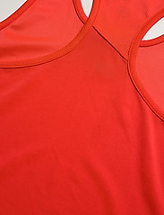 Tommy Sport - PERFORMANCE TANK TOP - tank tops - bright vermillion - 3