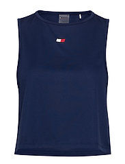 PERFORMANCE TANK TOP LBR - BLUE INK