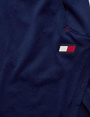 "Tommy Sport - 5"" JACQUARD SHORT - spodenki treningowe - blue ink - 4"