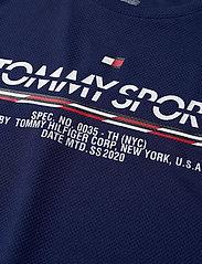 Tommy Sport - PRINTED TANK TOP - tank tops - blue ink - 2