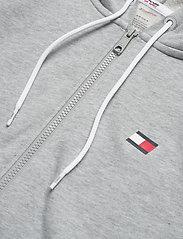 Tommy Sport - HOODY PIPING - hoodies - grey heather - 2