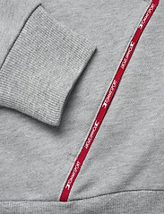 Tommy Sport - HOODY PIPING - hoodies - grey heather - 3
