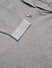 Tommy Sport - RELAXED SOFT MODAL HOODIE LS - hoodies - light grey heather - 2