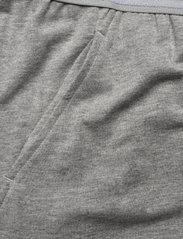 Tommy Sport - SLIM SOFT MODAL PANT - pants - light grey heather - 2