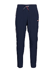 Woven Pant With Tape Detail - SPORT NAVY