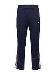 Track Pant Tape Detail - SPORT NAVY
