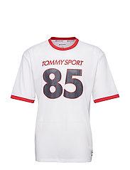 T-Shirt Oversized '8 - PVH WHITE
