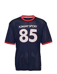 T-Shirt Oversized '8 - SPORT NAVY