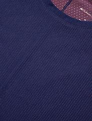 Tommy Sport - WARPKNIT T-SHIRT - t-shirts - blue ink - 2
