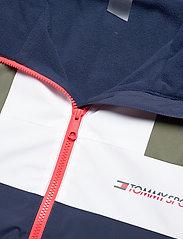 Tommy Sport - BLOCK FULL ZIP JACKET - training jackets - sport navy - 2