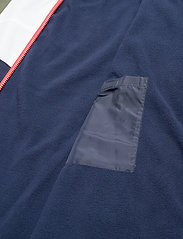 Tommy Sport - BLOCK FULL ZIP JACKET - training jackets - sport navy - 4