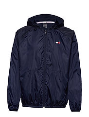 LINED WINDBREAKER - SPORT NAVY