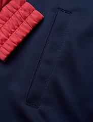 Tommy Sport - TAPE TRACK JKT - podstawowe bluzy - sport navy - 3