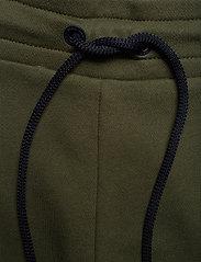 Tommy Sport - CUFF FLEECE PANT HBR - sweatpants - army green - 4