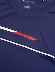 Tommy Sport - PERFORMANCE TOP - t-shirts - blue ink - 2