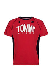 ICONIC TEE - PRIMARY RED