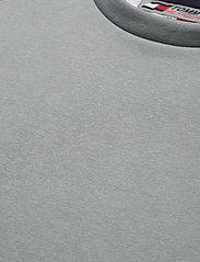 Tommy Sport - LOGO FLEECE CREW - basic-sweatshirts - antique silver - 2