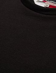 Tommy Sport - LOGO FLEECE CREW - basic-sweatshirts - black - 2