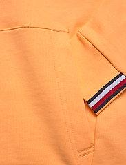 Tommy Sport - TERRY LOGO HOODY - hoodies - lumen sun orange - 3