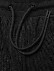Tommy Sport - BLOCKED TERRY PANT - sweatpants - black - 5