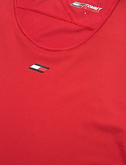 Tommy Sport - REGULAR R-NK TANK - tank tops - primary red - 2