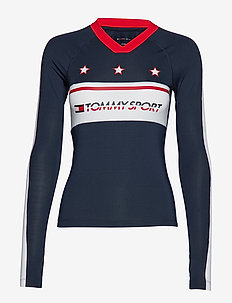 Longsleeve T-shirt w - SPORT NAVY