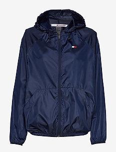 BLOCKED WINDBREAKER - sports jackets - sport navy 654-880