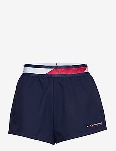 "WOVEN SHORT 3"" WITH - SPORT NAVY"