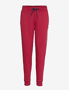 FLEECE JOGGER BIG LO - BIKING RED