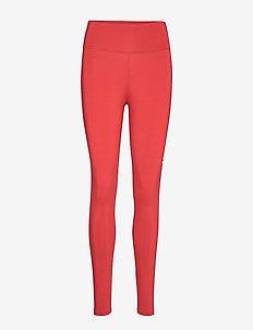 LEGGING HIGHWAIST LO - leggings - cardinal